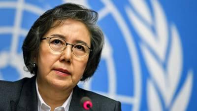 UN expert calls for ICC to probe decades of crimes in Myanmar