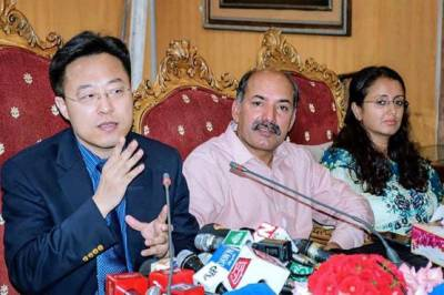 CPEC Western Route: Chinese Ambassador makes a big revelation