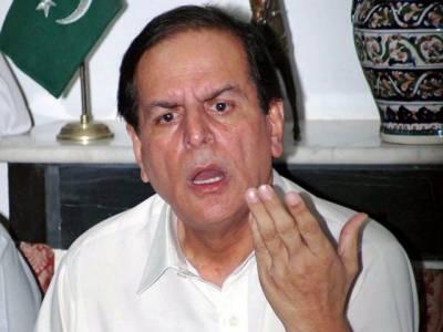 Imran Khan is his own enemy, says Javed Hashmi
