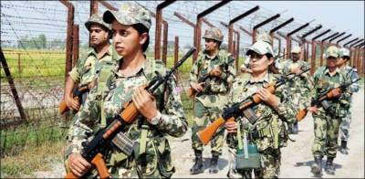 Indian government decides to deploy women Commandos in Occupied Kashmir
