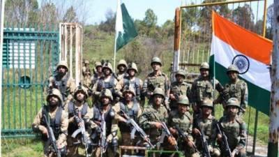 Pakistan India Militaries all set to make history