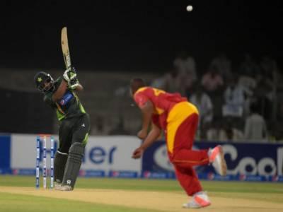 Pakistan Vs Zimbabwe 1st T20 match date, time and update