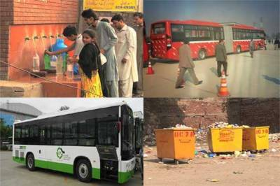 Punjab government sacks 26 top officials of public companies