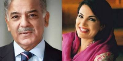 Shahbaz Sharif breaks silence over Reham Khan
