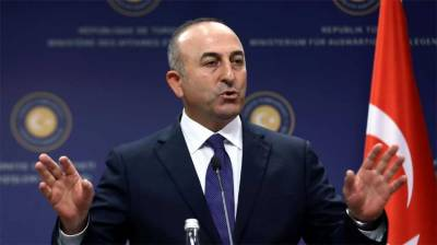 Turkey says will not cut off trade ties to Iran at behest of others