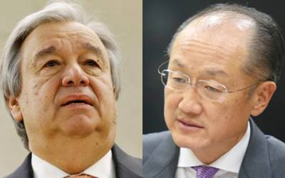 UN chief, WB president to visit Bangladesh on Sunday