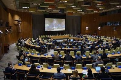 UN General Assembly postpones UNSC reforms to next session with Pakistan playing it's role