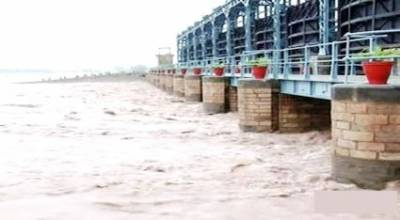 Advanced satellite flood warning radar system made operational over River Chenab