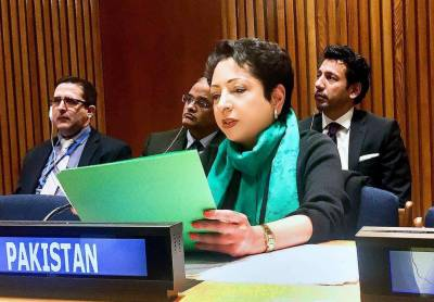 At UN, Pakistan calls for boosting international cooperation to wipe out terrorism