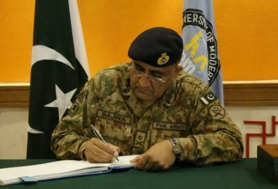 COAS General Bajwa signs death sentence of 12 hardcore terrorists