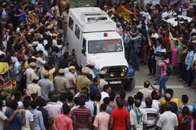 Horrifying lynching of five men rocks India
