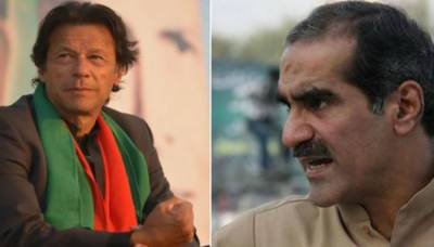 Imran to badly lose from Lahore, challenges NA-131 opponent Saad Rafique