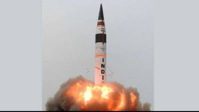 India inducts nuclear ICBM covering entire China