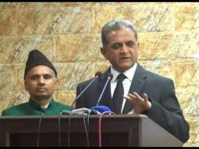 Justice Anwarul Huq takes oath as acting Chief Justice of LHC