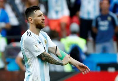 Lionel Messi fans have a bad news