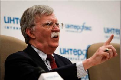 N Korea's weapons program can be dismantled within a year: Bolton
