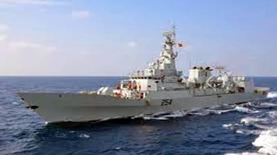 Pakistan Navy enhances strategic outreach to middle eastern states