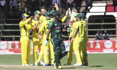 Pakistan squad collapses against Australia in triangular series