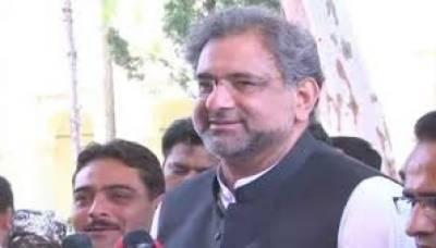 PML-N always promoted politics of principles, decency: Abbasi