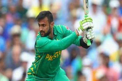 Shoaib Malik makes history of T20 international cricket