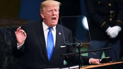 Trump blasts OPEC, warns European companies against Iran ties