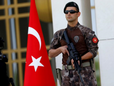 Turkey orders arrest of dozens of Military Colonels