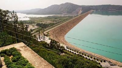 Water in country's dams at lowest-ever level