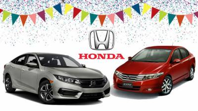 Honda Car Prices In Pakistan Drastically Raised Check Out The New