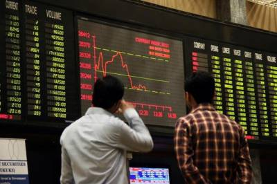 Pakistan Stock Exchage crashes, lost Rs 233 billion in a single day