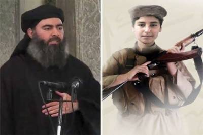 Son of ISIS Commander Abu Bakr Al Baghdadi killed in Russian Airstrike