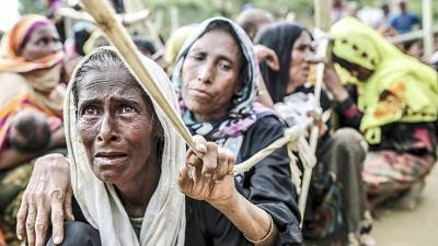Turkey takes the lead yet again for Rohingya Muslim refugees