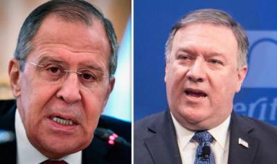 US - Russian top diplomats hold important phone call