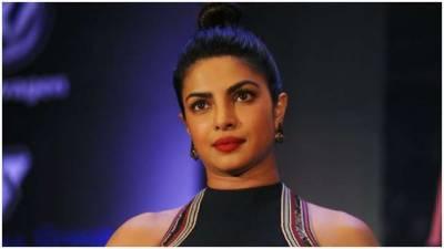 World's most hottest girl Priyanka Chopra in hot waters