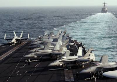 Are US - Iran Navies on collision course in Gulf?