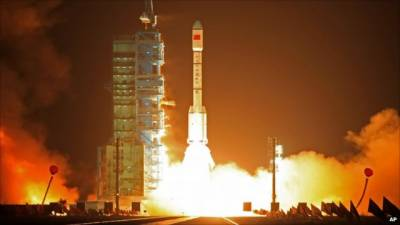 China launches new space science program