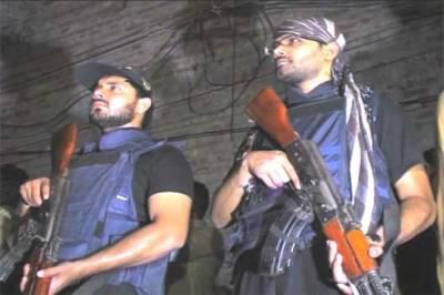 CTD arrests top terrorist commander from Punjab
