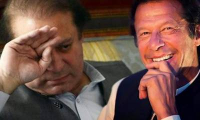 Imran Khan gives yet another political blow to Nawaz Sharif
