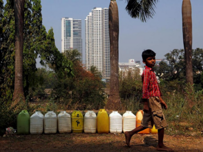 India's worst water crisis of history leaves millions thirsty