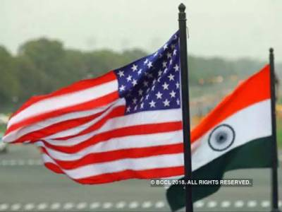 India under severe pressure from United States