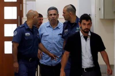 Israeli minister arrested over charges of spying for Iran