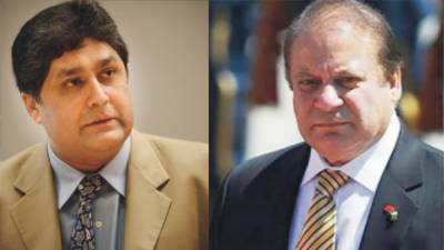 Nawaz Sharif responds over arrest of Fawad Hasan Fawad
