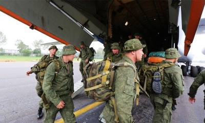 Pakistan Army to hold counter terrorism war games in Russia