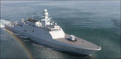 Pakistan Navy on track to build indigenous warships: Report