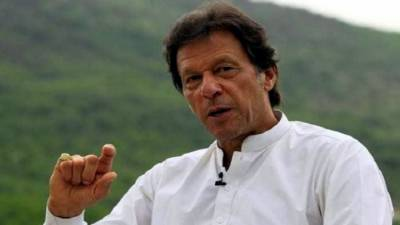Party heads are entitled to protocol, says Imran Khan
