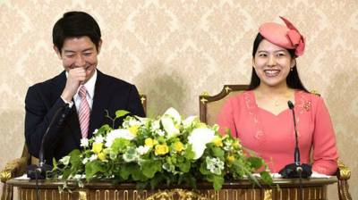 True love: Japanese Princess quits Royal status to marry a commoner