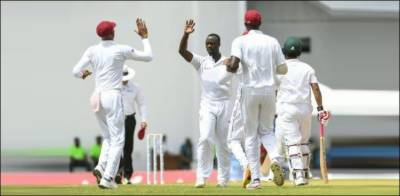 West Indies cricket team makes history against Bangladesh squad