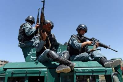 Afghan police commander among 10 police officials killed, wounded in Afghanistan