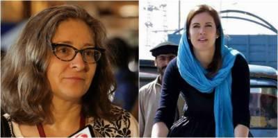 American Professor Christine Fair twitter account suspended over abusing pro Pakistan American travel adventure
