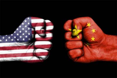 China delivers a counter punch to United States