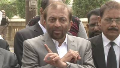 Efforts being made to keep Karachi residents from voting, alleges Sattar